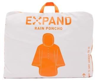 Flight 001 Expandable Nylon Rain Poncho