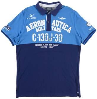 Aeronautica Militare Polo shirts - Item 12237317WA