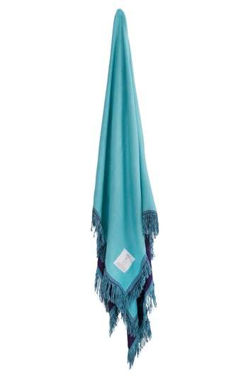 Marrakech Fringe Blanket