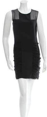 Nomia Silk Sheath Dress w/ Tags