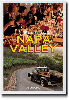 Assouline 'In the Spirit of Napa Valley' Book