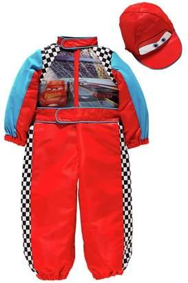 Disney Racing Car Fancy Dress Costume - 1-2 Years