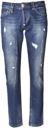 Philipp Plein Hard Work Madison Jeans