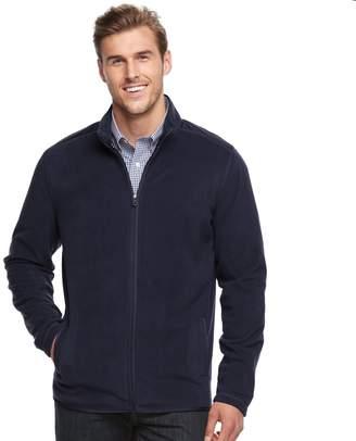Croft & Barrow Big & Tall Classic-Fit Arctic Fleece Jacket