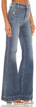 Show Me Your Mumu Farrah Button Trouser.
