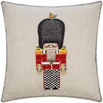 Mackenzie Childs Buckingham Guard Cushion