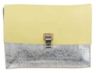 Proenza Schouler Large Lunch Clutch w/ Tags