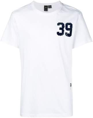G Star G-Star logo print T-shirt