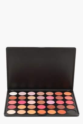 boohoo Kandi Cosmetics Warm Summer Eyeshadow Palette