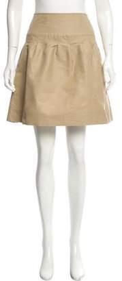 Valentino A-Line Mini Skirt w/ Tags