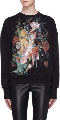 Alexander McQueen Graphic print sweatshirt