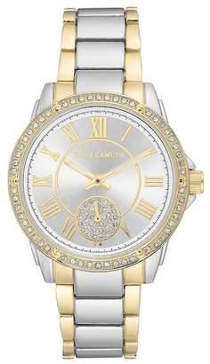 Vince Camuto Women's Two-Tone Bracelet Watch, 36mm