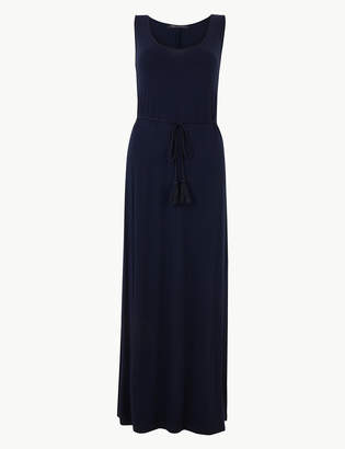 M&S CollectionMarks and Spencer Round Neck Jersey Swing Maxi Dress