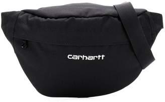 Carhartt Heritage logo embroidered belt bag