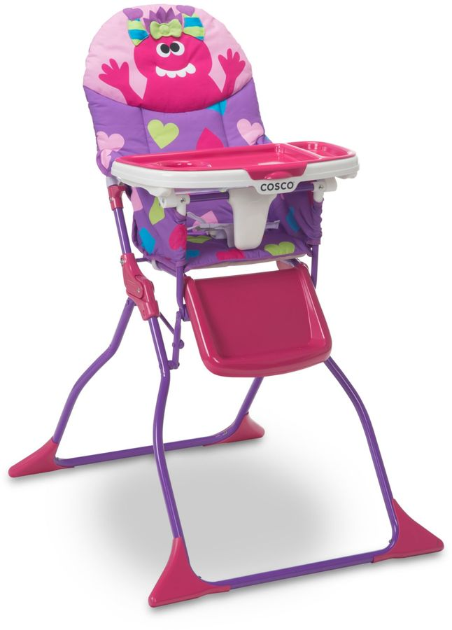 Cosco Cosco® Simple FoldTM Deluxe High Chair in Shelley
