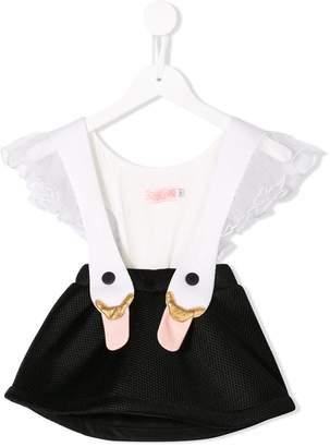 Bang Bang Copenhagen Bird Girl Frill dress