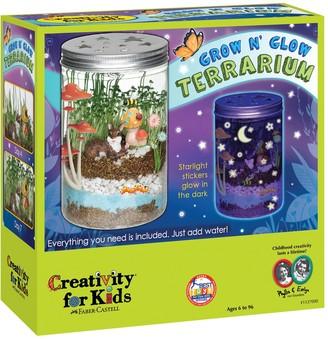 Creativity For Kids Grow n' Glow Terrarium