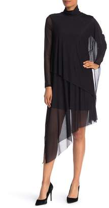 aaebd27519c BCBGMAXAZRIA Black Long Sleeve Dresses - ShopStyle