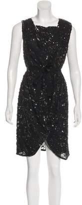 Derek Lam Beaded Sleeveless Dress