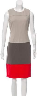 Diane von Furstenberg Colorblock Sharby Dress