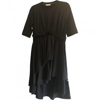 Each X Other Each X Black Cotton - elasthane Dress for Women