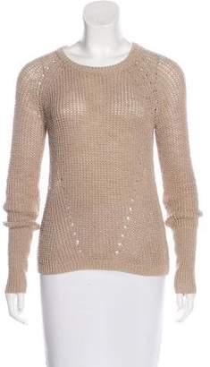360 Sweater Long Sleeve Crochet Sweater