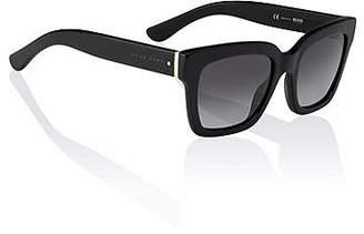 HUGO BOSS Wayfarer sunglasses 'BOSS 0674' in acetate and metal