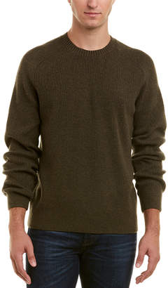 Vince Wool & Cashmere-Blend Crew Sweater