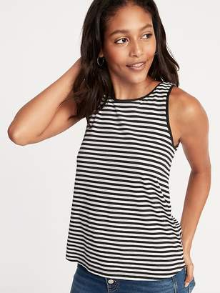 cdd7f3e0f163b Old Navy EveryWear Striped Jersey Tank for Women