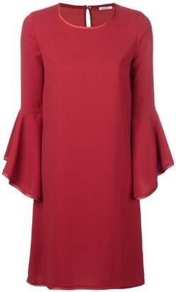 P.A.R.O.S.H. frill sleeve shift dress