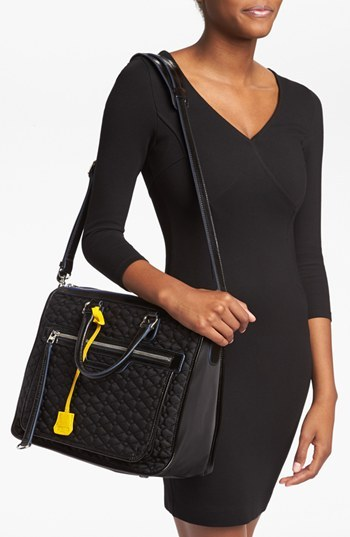 M Z Wallace 'Britt' Quilted Tote