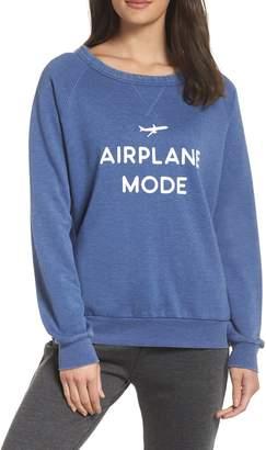 The Laundry Room Airplane Mode Sweatshirt