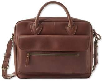 L.L. Bean L.L.Bean Men's Signature Leather Briefcase