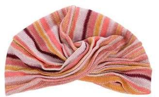 Missoni Printed Knit Turbante