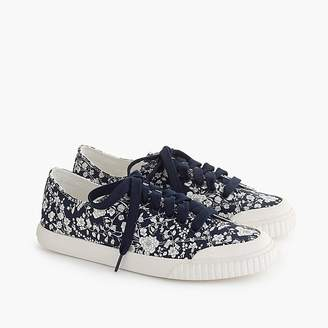Tretorn Women's Marley canvas sneakers in Liberty floral
