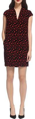Whistles Paige Eclipse Print Dress