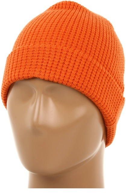 Vans Visalia Beanie (Hunter Orange) - Hats