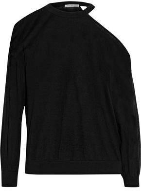 Autumn Cashmere Cutout Cotton Top