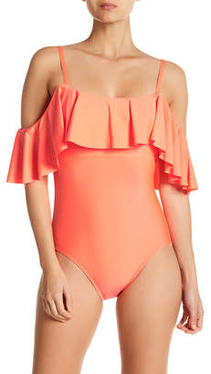 Athena Maillot Cold Shoulder One-Piece