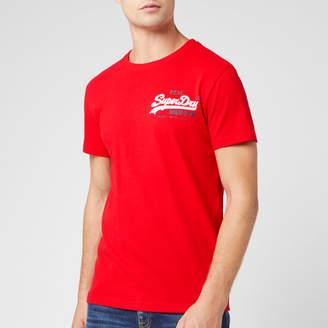 Superdry Men's Vintage Logo Racer T-Shirt