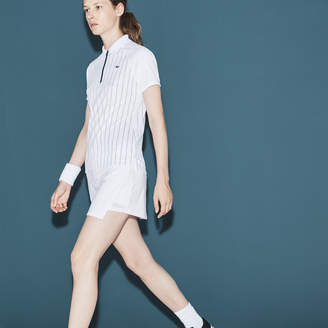 Lacoste (ラコステ) - 巻きテニススカート