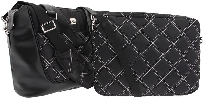 Skooba Design Harmony 15 Tote (Black) - Bags and Luggage