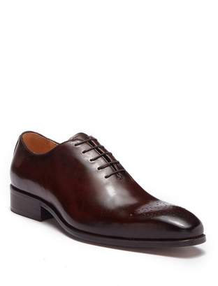 MAISON FORTE Kyoto Wholecut Leather Oxford