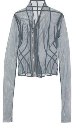Rick Owens Lilies Tulle Jacket
