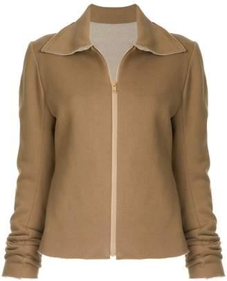 Zambesi Motto fitted zip jacket