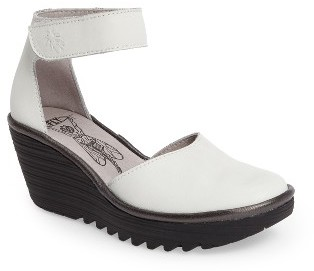 Women's Fly London Yand Wedge Pump $179.95 thestylecure.com