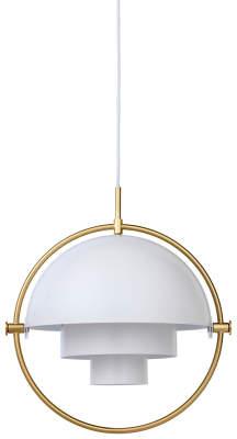 Gubi Multi-Lite Ceiling Light, Louis Weisdorf, 1972