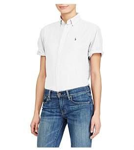 Polo Ralph Lauren Light Weight Oxford Polo Becky Shirt