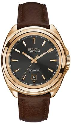 Bulova Men's AccuSwiss Automatic Watch, 42mm