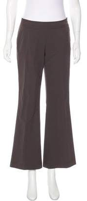 HUGO BOSS Boss by Mid-Rise Wide-Leg Pants